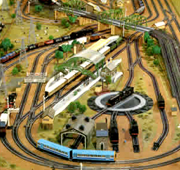 hornby-track